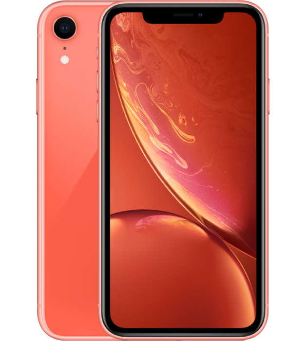 iPhone XR Peach