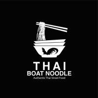 Thai Boat Noodle Logo DST Merchants