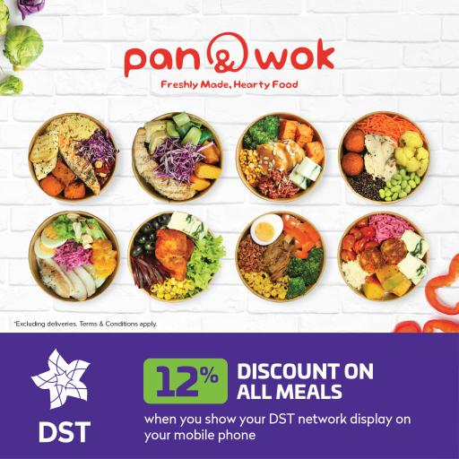 Pan & Wok